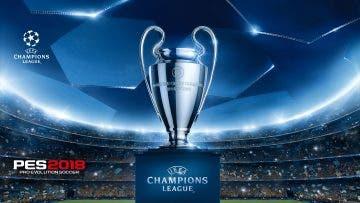 PES pierde la licencia de la UEFA Champions League 5