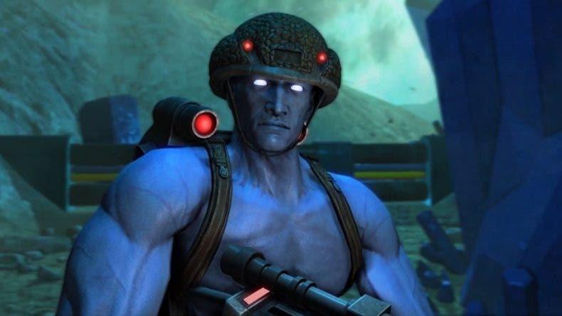 Rogue Trooper Redux, fecha de lanzamiento para el remaster de Rebellion 1