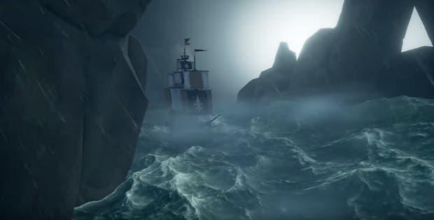 Mejorar Sea of Thieves para Xbox One X fue cosa de un día 1
