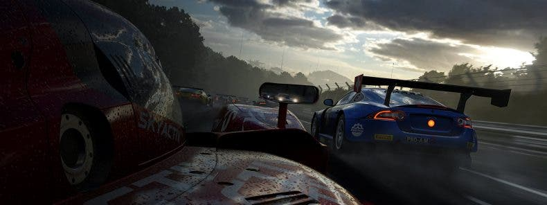 Brutal gameplay de Forza 7 a 4K y 60FPS en Xbox One X 1
