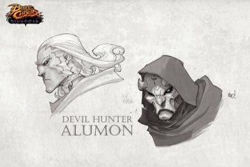 Conoce mejor a Alumon, el cazador de demonios de Battle Chasers 8