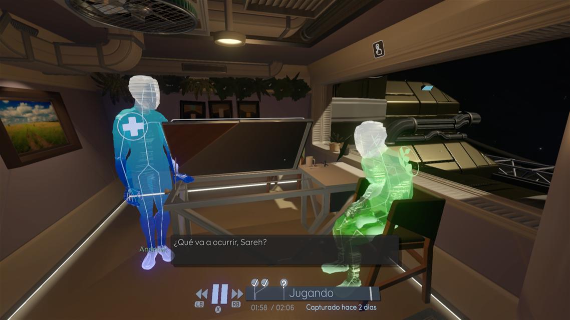 Análisis de Tacoma- Xbox One 3