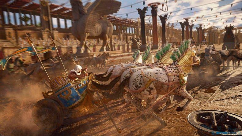 Nuevas e impresionantes imágenes de Assassin's Creed Origins 1