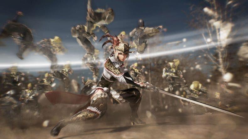 ¿Es Dynasty Warriors 9 el juego peor adaptado a Xbox One X? 1