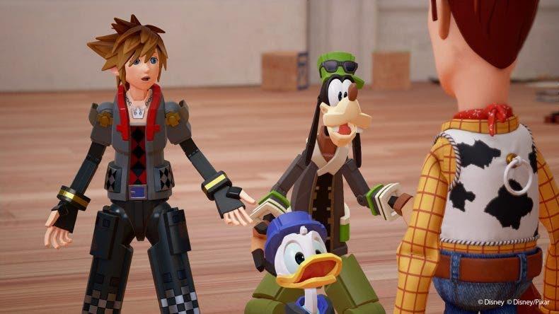 Tetsuya Nomura le dijo a Disney que si no le dejaban utilizar Pixar no habría Kingdom Hearts III 1