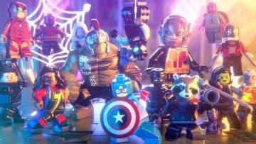 LEGO Marvel Super Heroes 2 descubre sus múltiples mundos de Chronopolis en un nuevo trailer 11