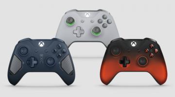 Llegan tres nuevos diseños de mandos a Xbox One, Green/Grey, Volcano Shadow y Patrol Tech 9