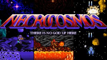 Necrocosmos, un Metroidvania 8-bit que llegará a Xbox One 10