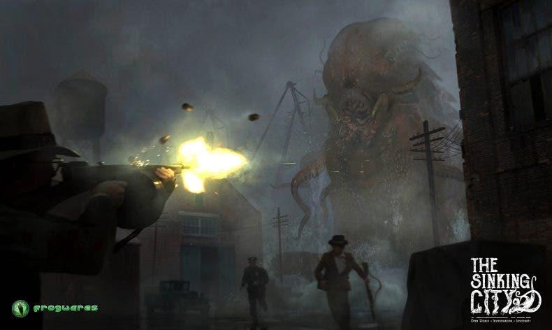 The Sinking City desvela su gameplay en su diario de desarrollo 1