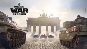 World of Tanks mostrará su esplendor gracias a Xbox One X 10