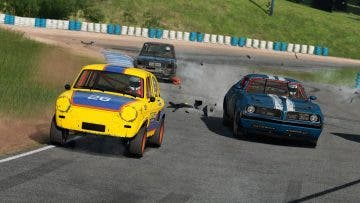 La versión para Xbox Series X|S de Wreckfest llegará a finales de este año 1
