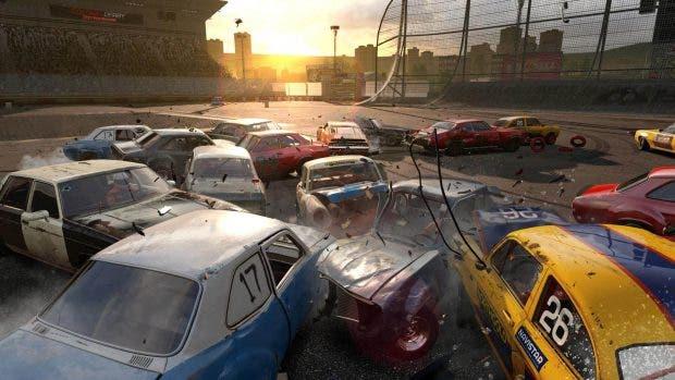 Wreckfest presenta fecha de lanzamiento y ediciones para Xbox One