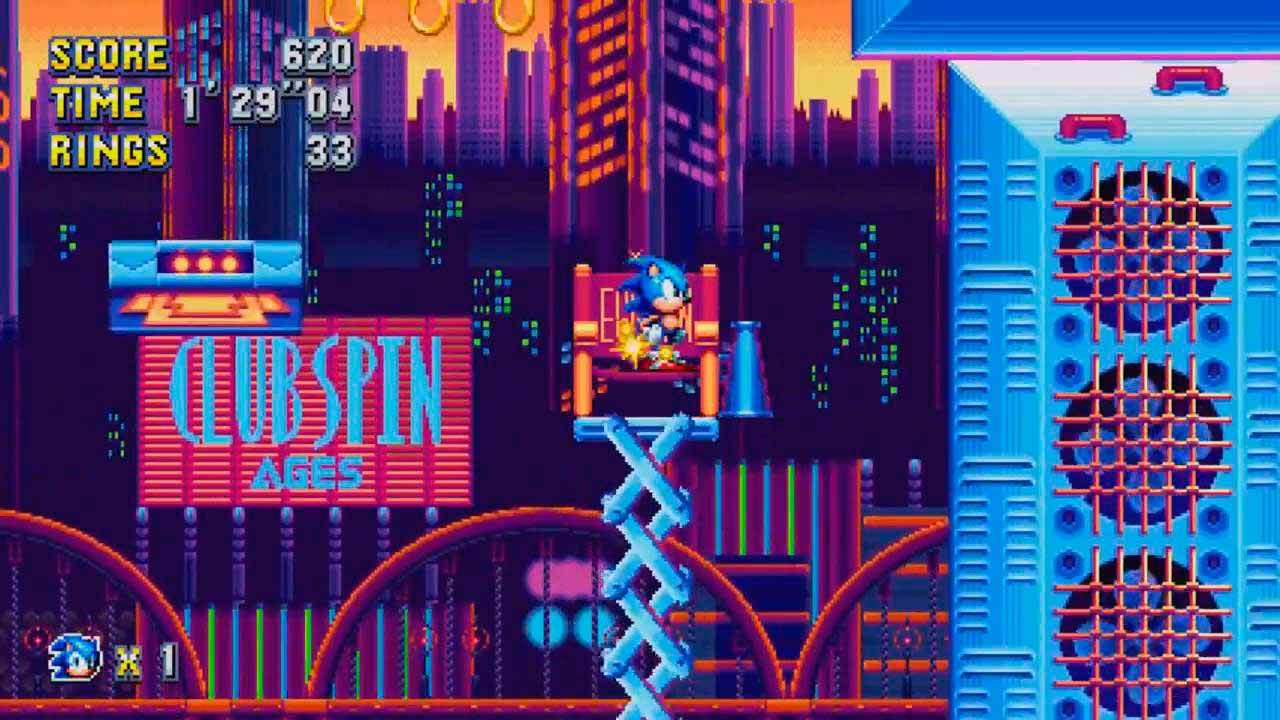 Análisis de Sonic Mania - Xbox One | SomosXbox