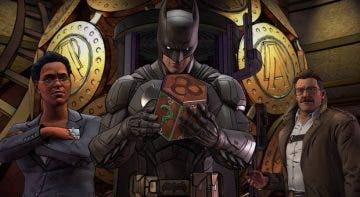 Tráiler oficial de Batman: The Enemy Within de Telltale Games 11