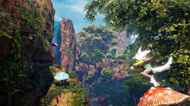 Se confirma oficialmente Biomutant, un nuevo RPG de mundo abierto 1