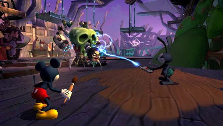 Descubierto un proyecto que traerá el remake de un juego de acción de Disney ¿Será Epic Mickey? 2