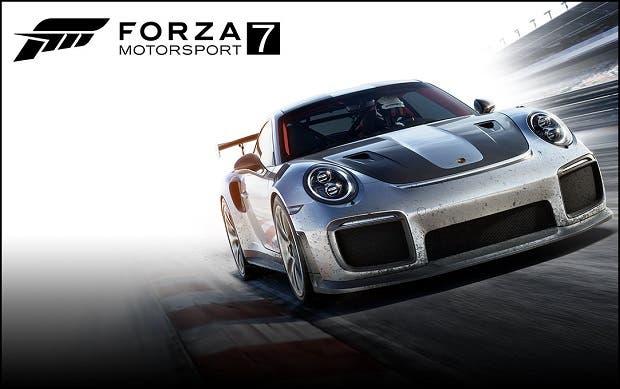Aprovecha esta oferta de Forza Motorsport 7 para Xbox One y PC 1