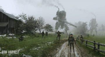 El juego de estrategia Iron Harvest se descubre en un extenso gameplay 1