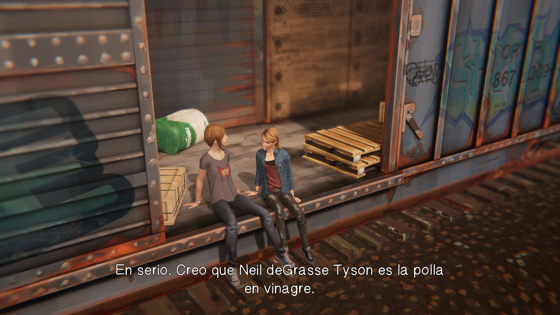 Análisis de Life is Strange: Before the Storm Episodio 1 - Xbox One 4