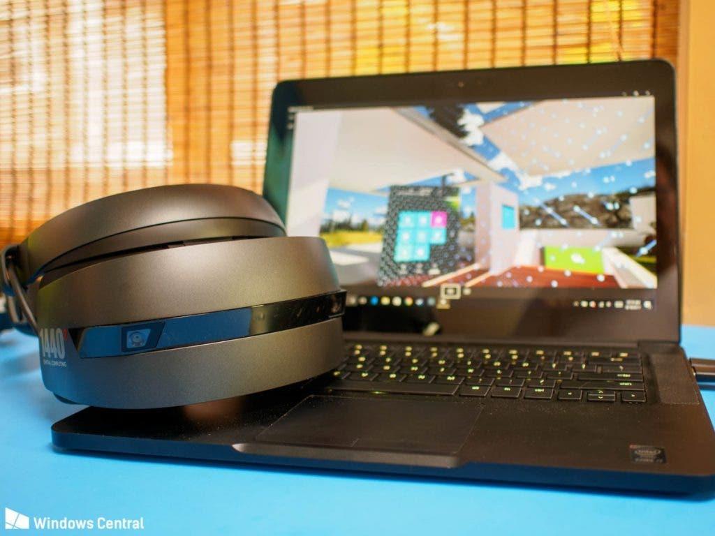 La Realidad Mixta de Microsoft recibe soporte de SteamVR, Minecraft y Halo se incluirán a finales de año 4