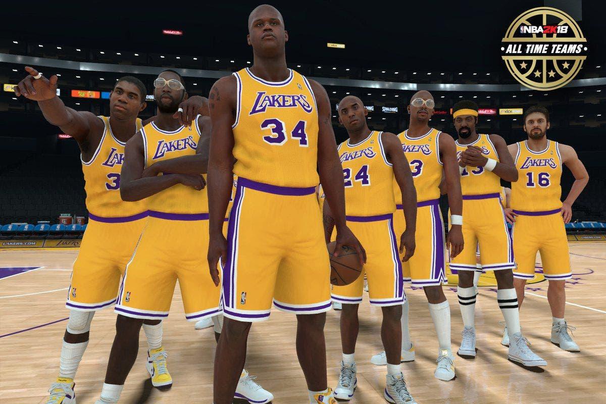 Análisis de NBA 2K18 - Xbox One 2