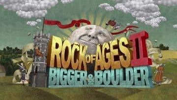Rock of Ages 2: Bigger and Boulder desvela su fecha de lanzamiento en Xbox One 4