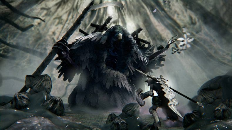 El juego estilo Dark Souls, SINNER: Sacrifice for Redemption, llega directamente a Xbox Game Pass 1