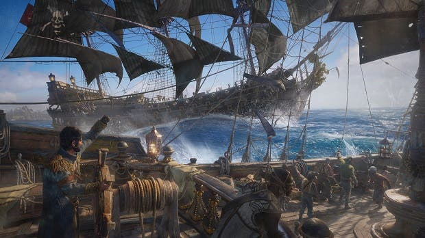 El desarrollo de Skull & Bones está a pleno rendimiento, pero no lo veremos en el Ubisoft Forward 1