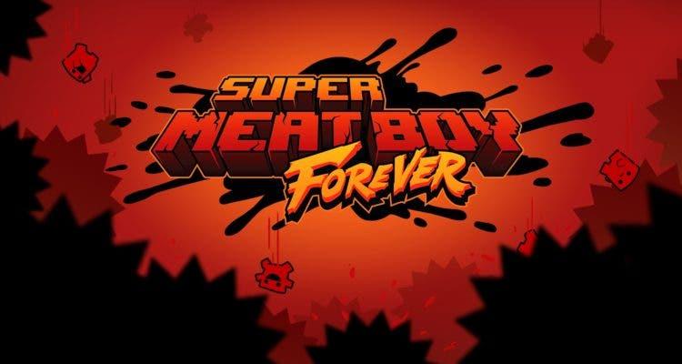 Super Meat Boy Forever ya está disponible en Xbox 1