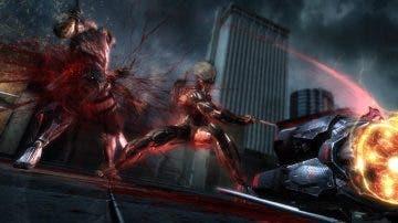 Primeros minutos de Metal Gear Rising en Xbox One 4