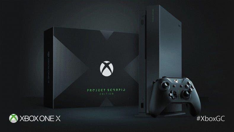 Pachter carga contra los informes de reservas de Xbox One X 1