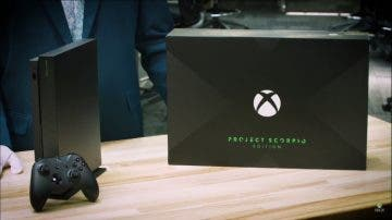 Xbox One X Edición Project Scorpio regresa a GameStop 1