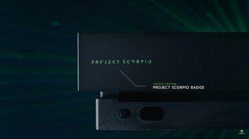 Los resultados mejoran: Xbox One X Edición Project Scorpio se agotó en menos de una hora 6
