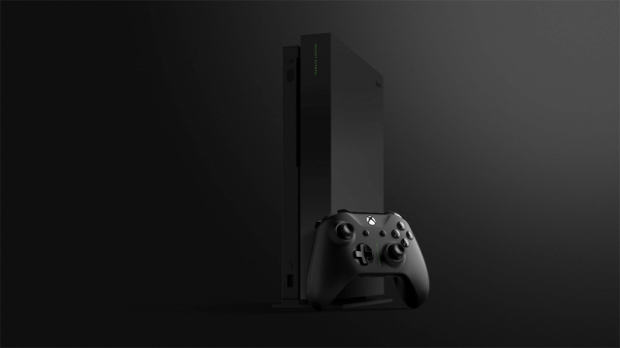 El HDMI 2.1 en Xbox One X antes del lanzamiento 1
