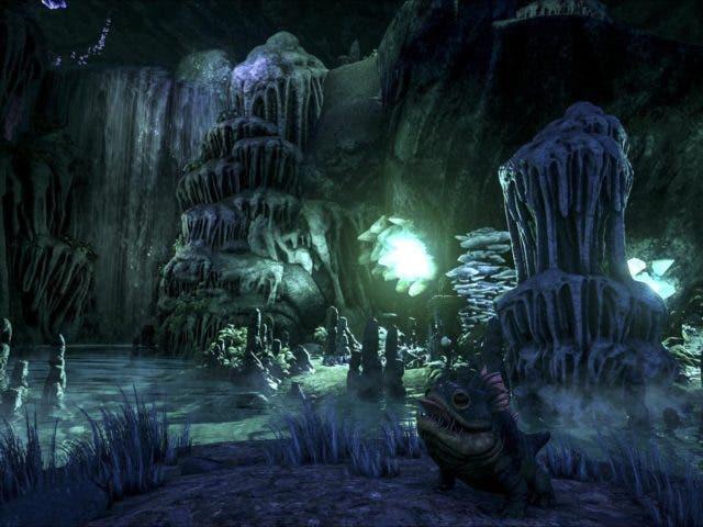 ARK: Survival Evolved presenta su nueva expansión, Aberration 2