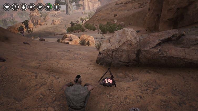 Avance de Conan Exiles - Xbox One 5