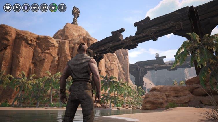 Avance de Conan Exiles - Xbox One 4