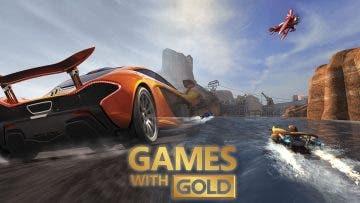 Consigue gratis Forza Motorsport 5 y Hydro Thunder Hurricane vía Games with Gold 1