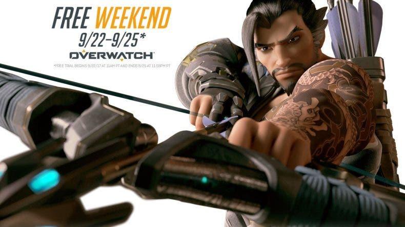 Juega gratis a Overwatch en Xbox One el próximo fin de semana 1