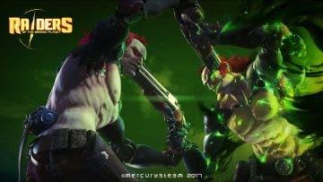 Juega gratis a los dos primeros capítulos en la beta de Raiders of the Broken Planet, que llega a Xbox One 15