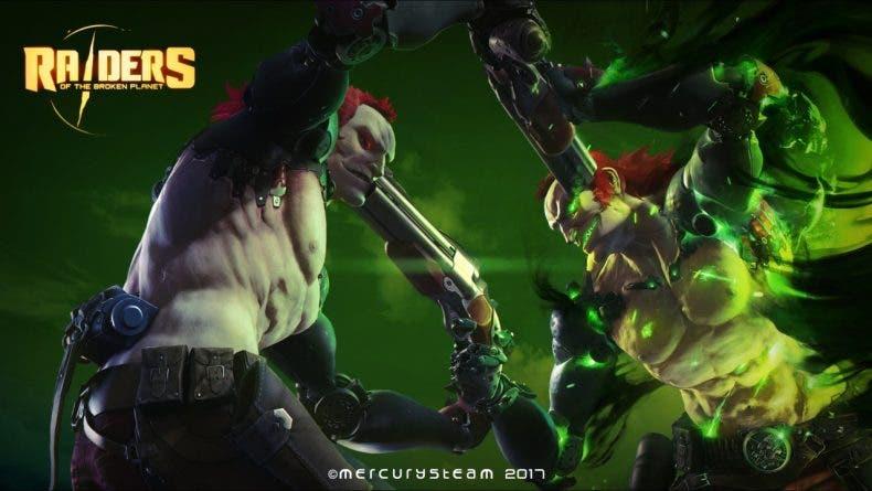 Juega gratis a los dos primeros capítulos en la beta de Raiders of the Broken Planet, que llega a Xbox One 1