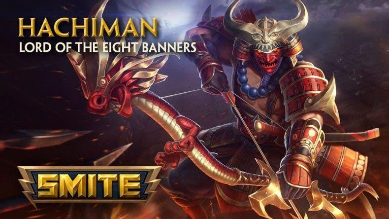 Hachiman llega a Smite para dar caza a los dioses 1