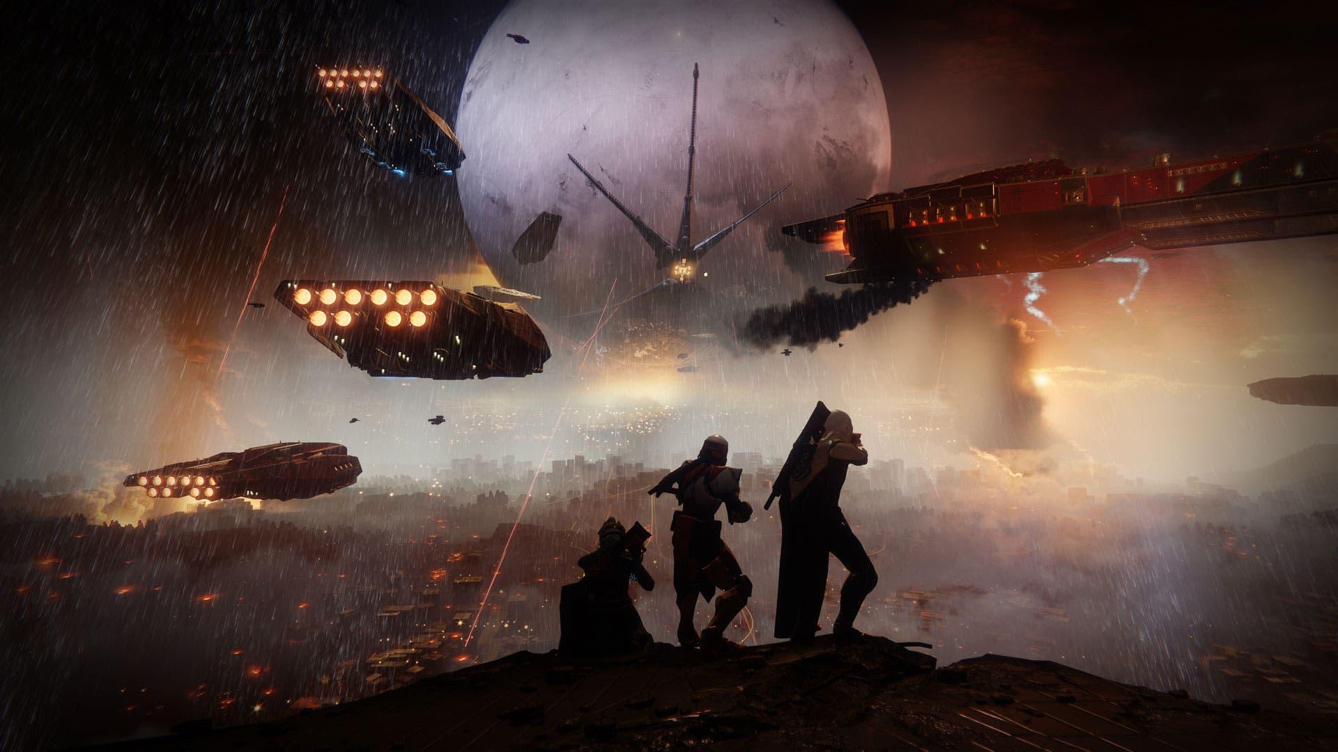 Destiny 2 llega a PC
