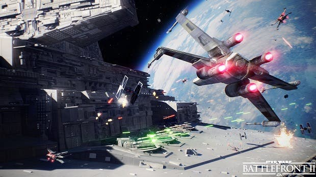 Star Wars Battlefront II llegará finalmente a 4K en Xbox One X 1