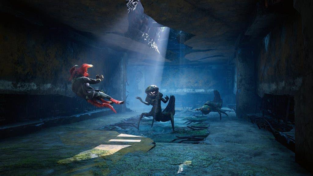 Nuevos detalles de Biomutant, el revolucionario juego de THQ Nordic 4