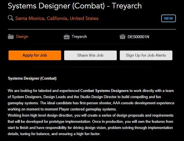 Treyarch filtra un nuevo Call of Duty moderno. ¿Black Ops 4 en camino? 2