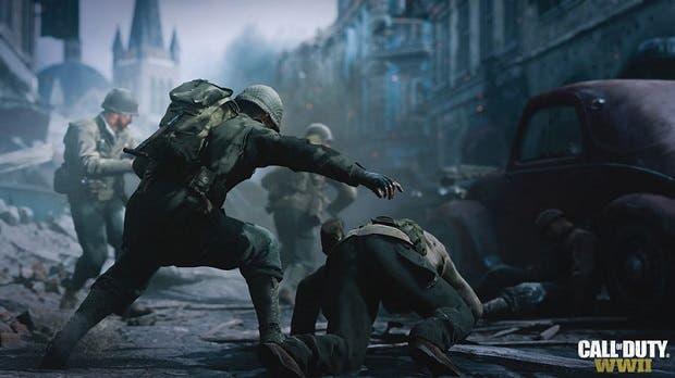 Call of Duty: WWII llegará optimizado a Xbox One X y conocemos su portada 1