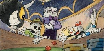 Así es el entrañable cómic de Cuphead para celebrar el 90º aniversario de Popeye 1