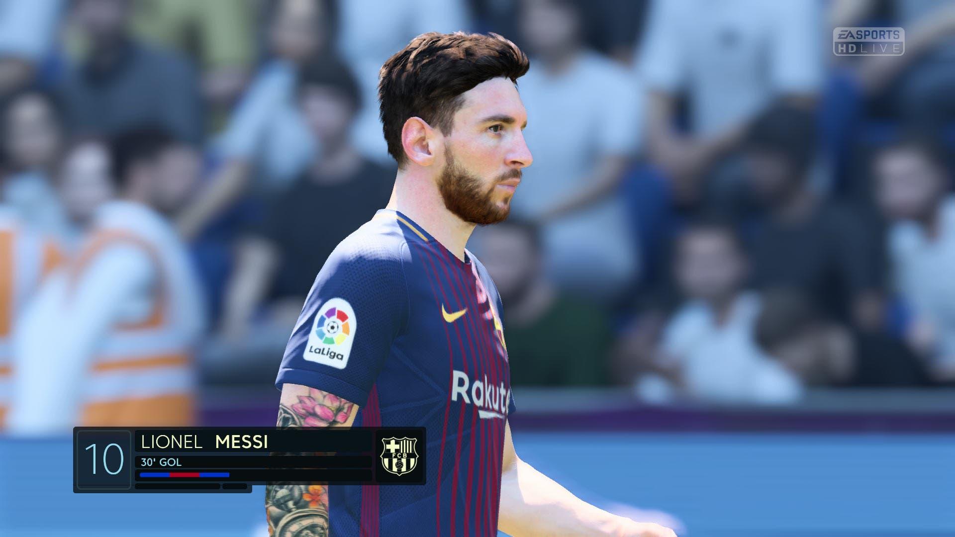 Análisis de FIFA 18 - Xbox One 2