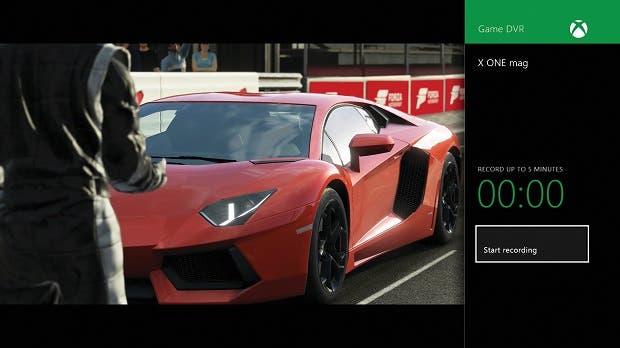 Xbox One Game DVR te dejará capturar a 1080p en todas las consolas 1